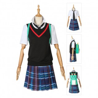 The Spider-Verse Costume Peni Parker Cosplay Costume