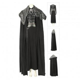 Sansa Stark Cosplay Costume Game of Thrones Season 8 Suits
