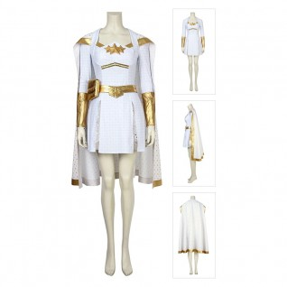 Starlight Cosplay Costume Annie January The Boys Season 1 Suits