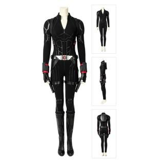Black Widow Cosplay Suit Avengers-Endgame Natasha Romanoff Costumes