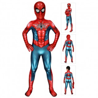 Spider-Armor MK IV Costume for Kids Spider Man Cosplay Suits
