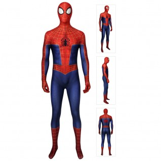 Spider Man Suit Spider-Man Into the Spider-Verse Cosplay Costume