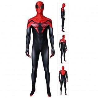 The Superior Spider-Man Suit Spiderman Cosplay Costume